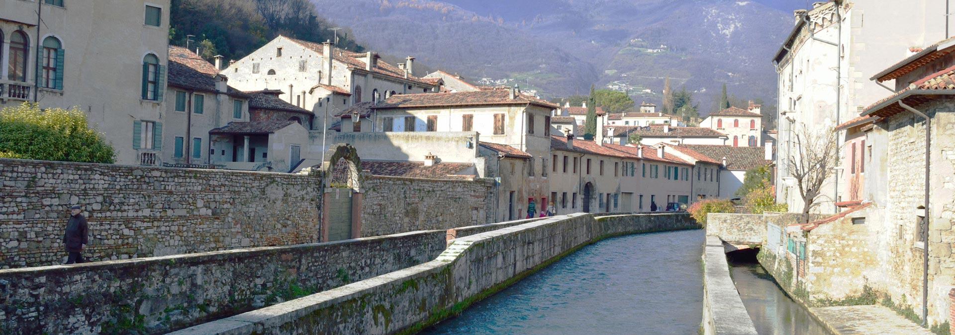 Vittorio Veneto, fiume Meschio