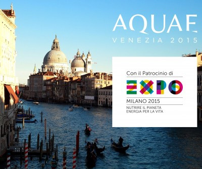 Expo Milano 2015. Aquae 2015